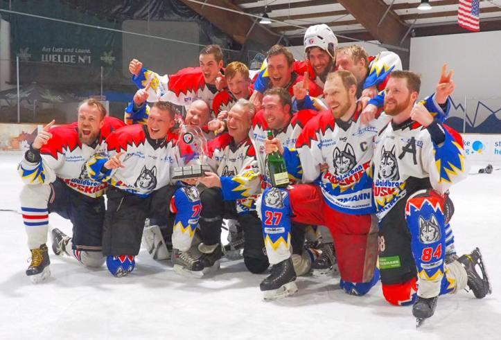 Huskies Waldbronn I 2016-2017