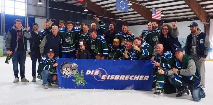 Meister 2019 Division 3: Die Eisbrecher